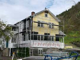 renovering hus